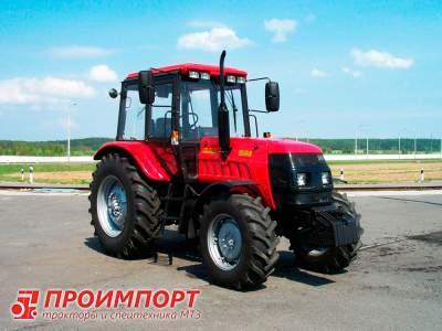 Новые трактора Беларус МТЗ 1025.3 по доступным ценам