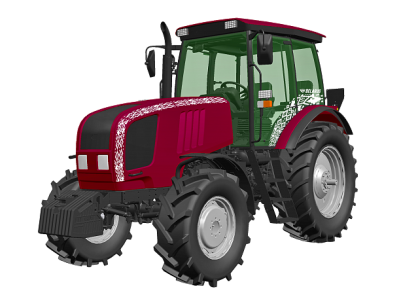 Трактор BELARUS-1523