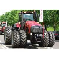 МТЗ продемонстрировал работу трактора BELARUS-4522