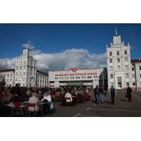 День машиностроителя отметили на Минском тракторном заводе