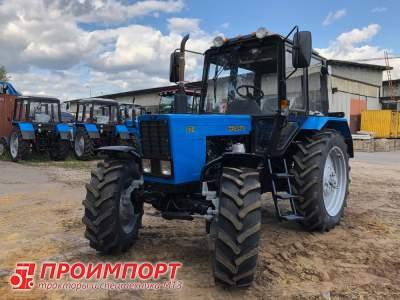Новые трактора МТЗ 82.1 23/12 со складов в Белоруссии