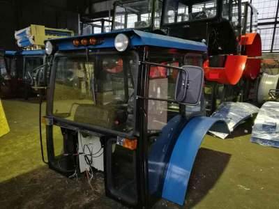 Новая кабина МТЗ малая МК-II для трактора Беларус