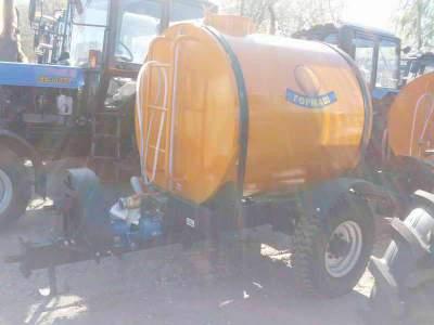 Бочка-прицеп тракторный для воды полива  ПУ-3,5 Новая