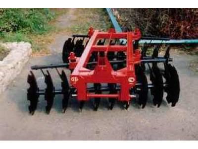 Борона дисковая навесная БНД-1,8 для обработки почвы Новая
