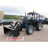 Погрузчик Щетка МТЗ МУП-351 Трактор