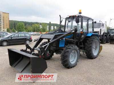 Купить трактора МУП 351 РТР-1 по цене от официального поставщика