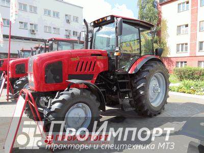 """Трактора Беларус 1822.3 по ценам от производителя в компании """"ПроИмпорт"""""""