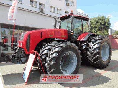 Новые трактора Беларус МТЗ 3522 от официального представителя