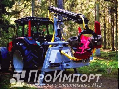 Процессор тракторный Hypro 755