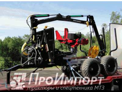 Процессор тракторный Hypro 755 VB