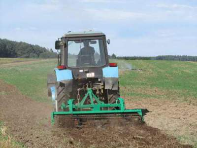 Культиватор почвообрабатывающий АПК-2.0 навесной Новый