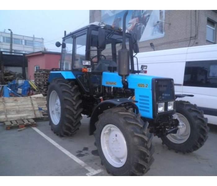 Трактор Беларус МТЗ 1025.2 купить в кредит, лизинг.