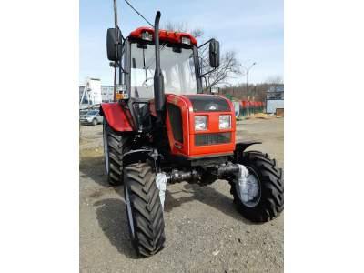 Новые трактора Беларус МТЗ 82 (Рестайлинг) по доступным ценам со складов завода-производителя