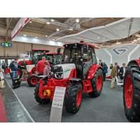 Новые разработки на «AGRITECHNICA-2019» от МТЗ
