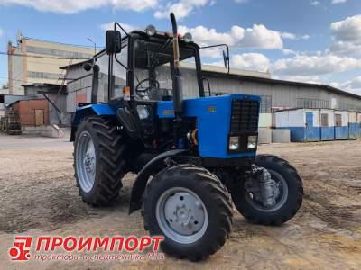 Новые трактора Беларус МТЗ 82 по доступным ценам со складов завода-производителя
