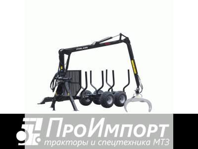 Манипулятор для леса Palms 530 Гидро