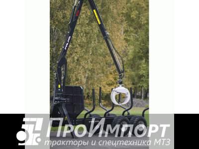 Гидроманипулятор для леса  Palms 670