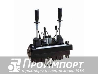 Распределитель А4 (электро-механическое управление)
