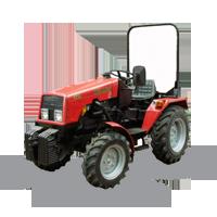 Прицепы для мини-тракторов