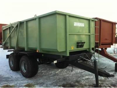 Тракторный прицеп ПТ-10 Полуприцеп тракторный