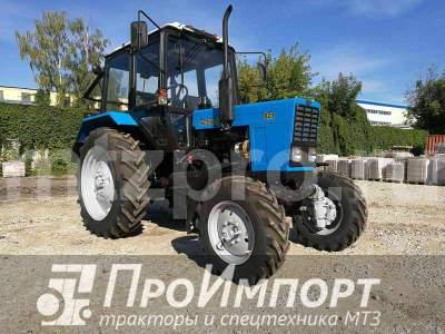 Купите новый трактор МТЗ 82.1 по цене от завода изготовителя