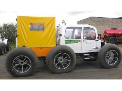 Мониторинг почв агрохимический Машина РОСА самоходная Новая