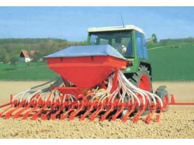 Сеялка зерновая СПУ-4
