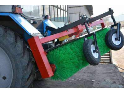 Щетка МТЗ 82 коммунальная Трактор Беларусь