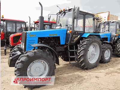 Беларус МТЗ 1221В.2-51/55 Трактор