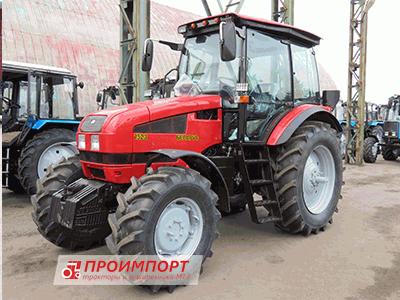 Беларус МТЗ 1523В Трактор