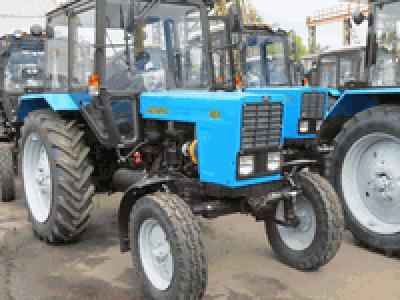 Трактор МТЗ 80.1 Беларус Новый
