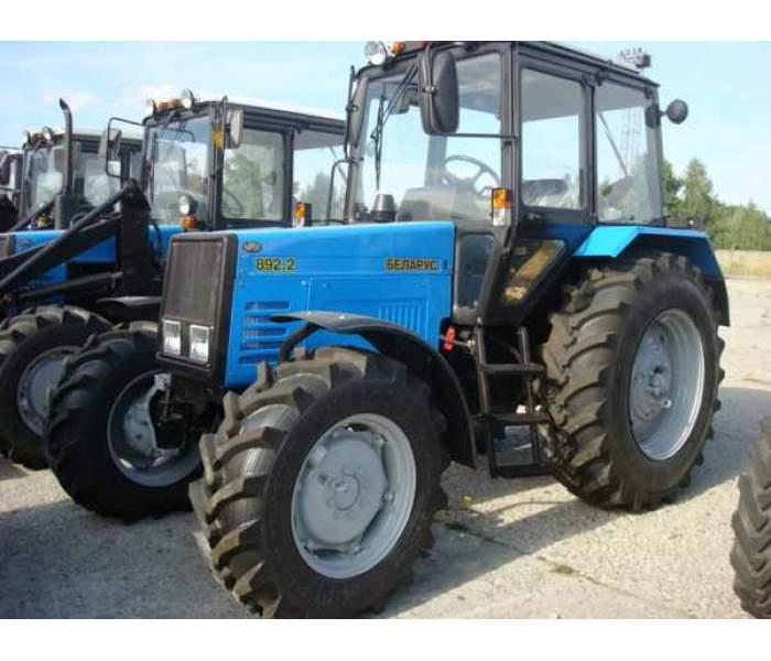 Трактор Беларус МТЗ 892.2 (2013) - YouTube