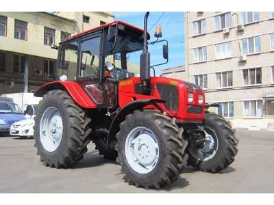 Купить трактор МТЗ «Беларус» 92П со склада в Москве