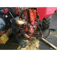 Проведен капитальный ремонт двигателя Д-240 трактора МТЗ 80