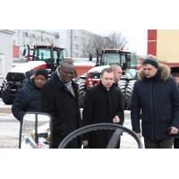 Минский тракторный завод будет сотрудничать с Зимбабве