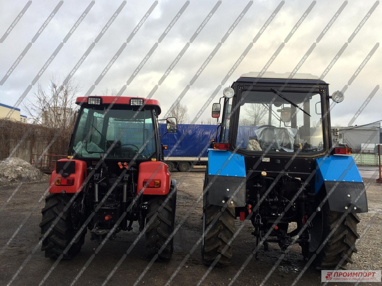Сравнение и Обзор Тракторов МТЗ 826 и 892.2 - YouTube