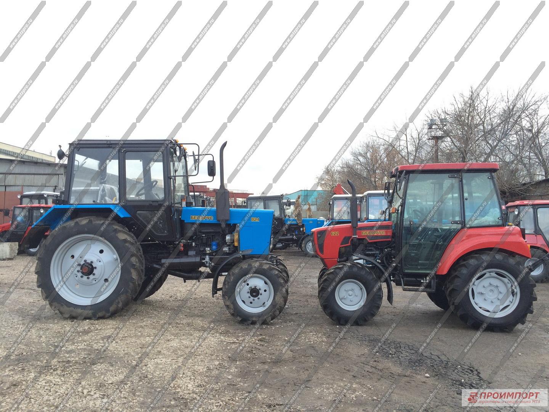 МТЗ 622 (Беларус): технические характеристики.