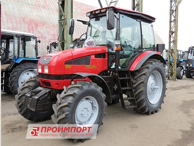 Технические характеристики трактора МТЗ-1523 (Беларус МТЗ.