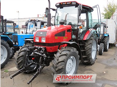 Беларус МТЗ-2022: технические характеристики трактора